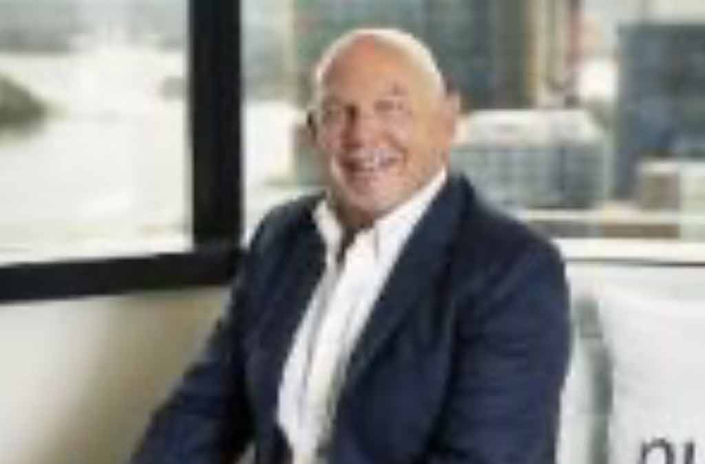 Boardroom lunch with Rod Vawdrey, Nuix Group CEO